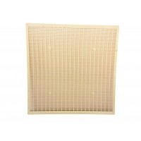 Ханеманова решетка - пластмасова, 12 рамков кошер